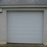 Insulated PVC Roller Door1