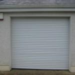 Insulated PVC Roller Door1